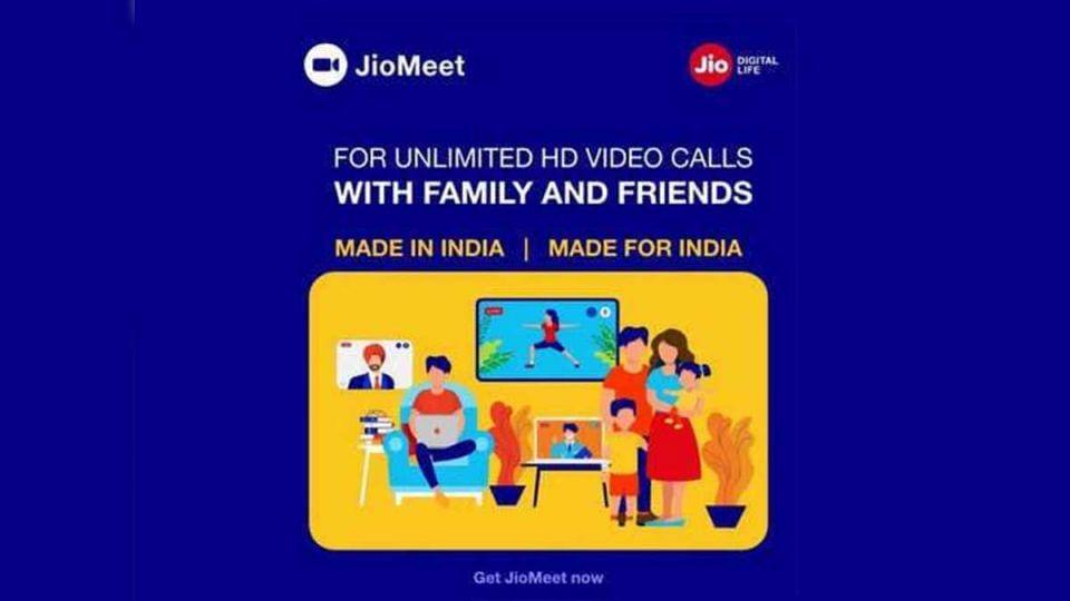 JioMeet App पर वीडियो कॉन्फ्रेंसिंग कैसे करें? आइए जानें...