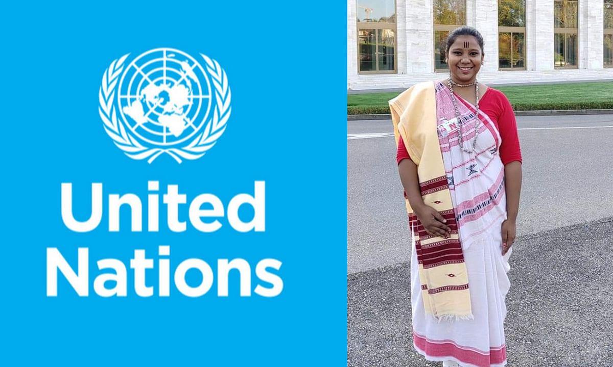सुंदरगढ़ की बेटी अर्चना दुनिया को जलवायु परिवर्तन संकट से बचाने की बताएगी राह