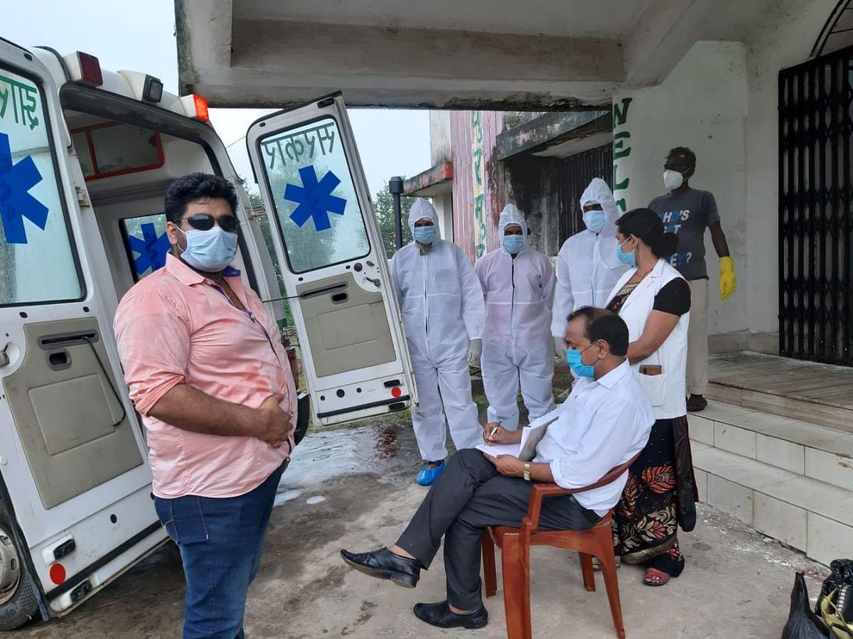 Coronavirus in Bihar : बिहार के इस जिले में नहीं मिला कोई नया कोरोना मरीज, बचे केवल 15 केस