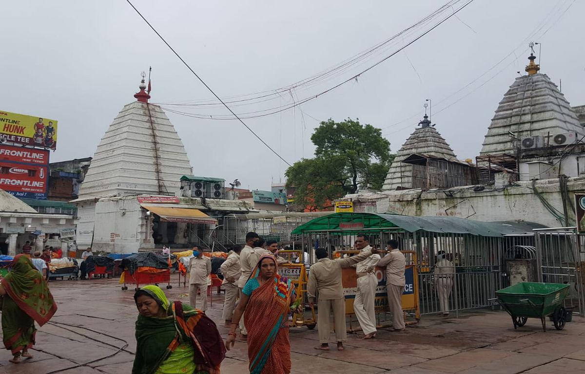 कोरोना काल में इस सावन घर से ही करें शिव की आराधना, बैद्यनाथ धाम में श्रद्धालुओं के प्रवेश पर है रोक