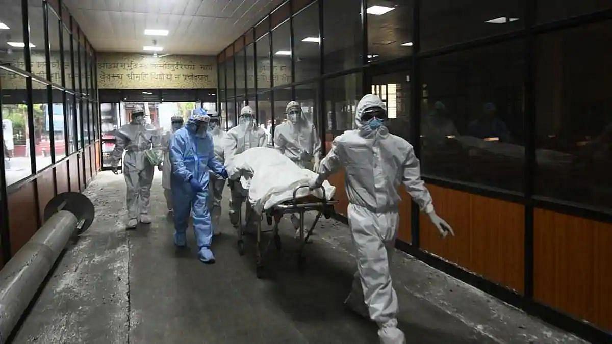 Coronavirus in Bihar: देश में कोराना से हुई मौत में बिहार की स्थिति बेहतर, राष्ट्रीय औसत से है पीछे