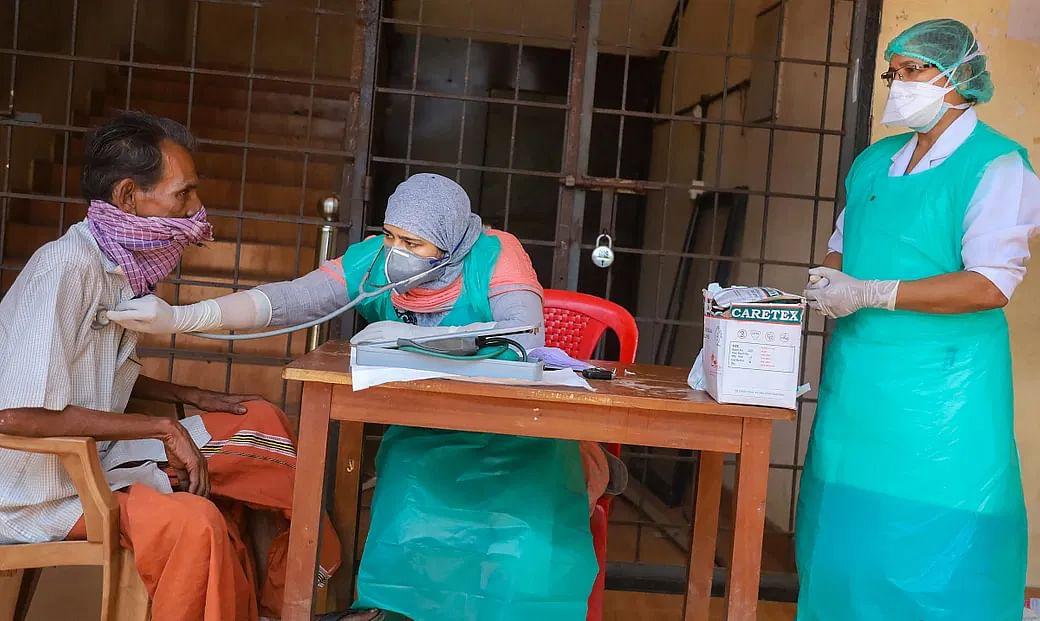 Coronavirus in Bihar Updates : बिहार में कोरोना जांच प्रतिदिन 60 हजार के पार