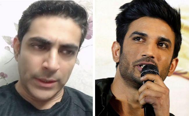 Sushant Singh Rajput Death: टूटे वरुण खन्ना, सुशांत के दोस्त और रिया चक्रवर्ती के बारे में कह दी ये बात... VIDEO