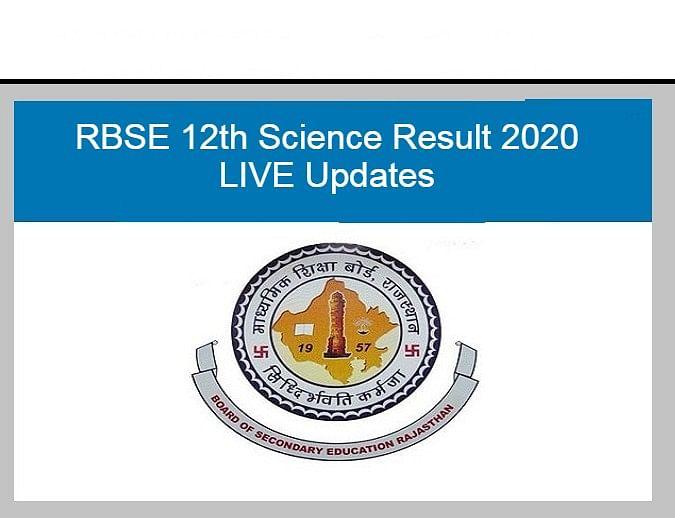 RBSE 12th Science Result 2020 LIVE Updates: जारी हुआ राजस्थान बोर्ड के कक्षा 12वीं विज्ञान का परीक्षा परिणाम, Direct Link से यहां करें अपना रिजल्ट चेक