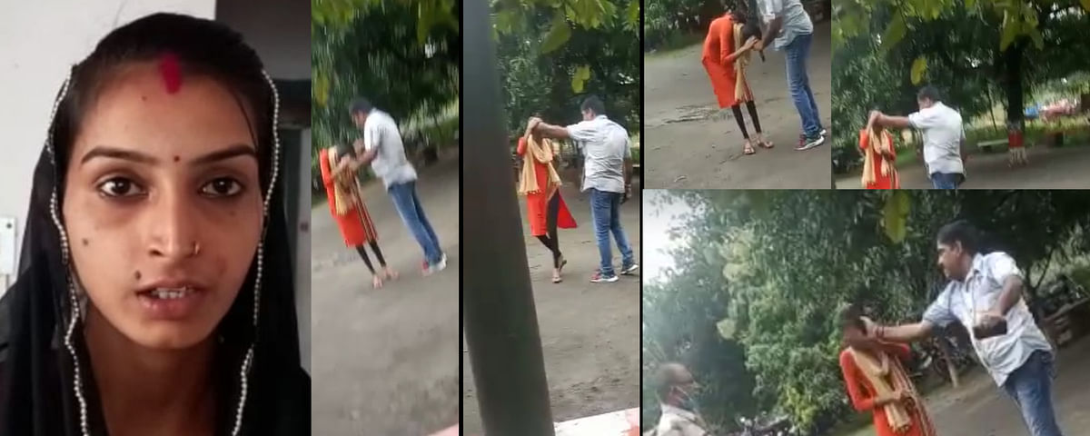 युवती को थप्पड़ जड़ने वाले बरहेट के थानेदार का Video वायरल, एसपी ने किया सस्पेंड, मुख्यमंत्री हेमंत सोरेन बोले : शर्मनाक कृत्य