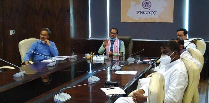 MP News : अब शिवराज सरकार के मंत्री मिले कोरोना पॉजिटिव, कैबिनेट बैठक में हुए थे शामिल