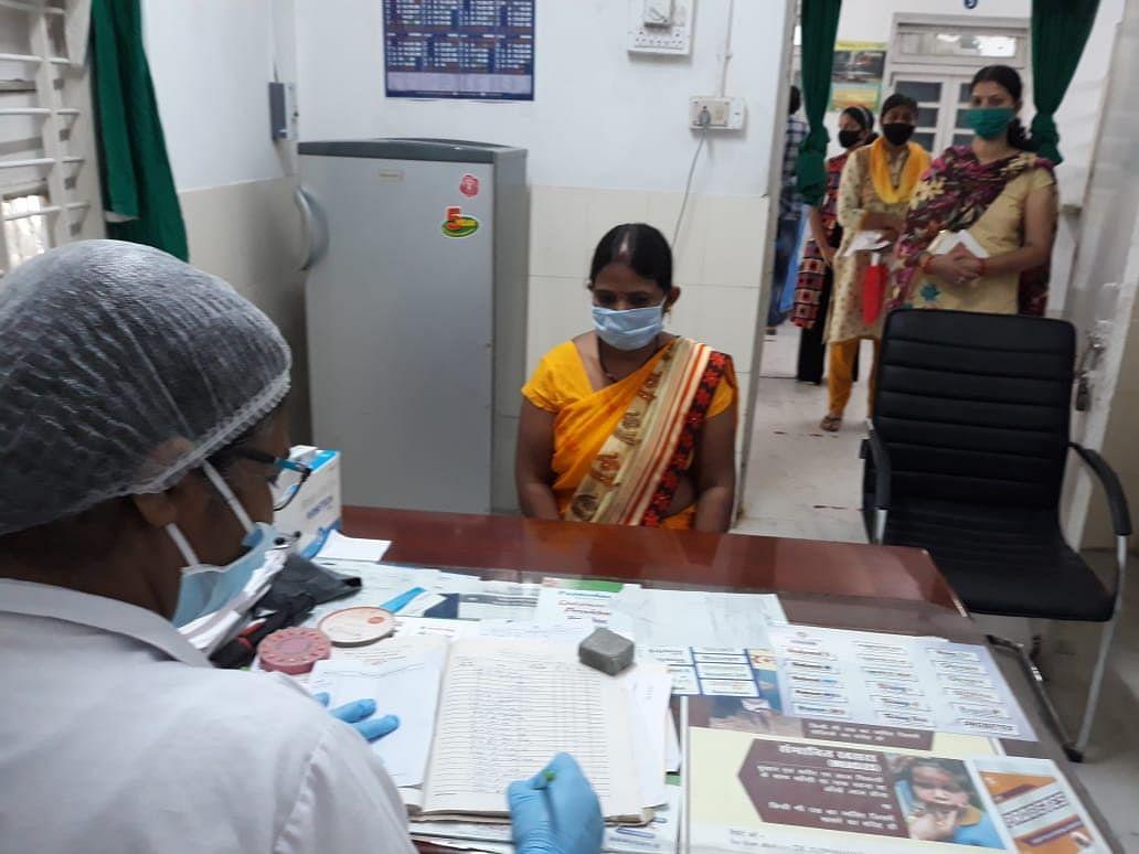 झारखंड में कोरोना की संक्रमण दर देश से अधिक, तेजी से दोगुने हो रहे मरीज