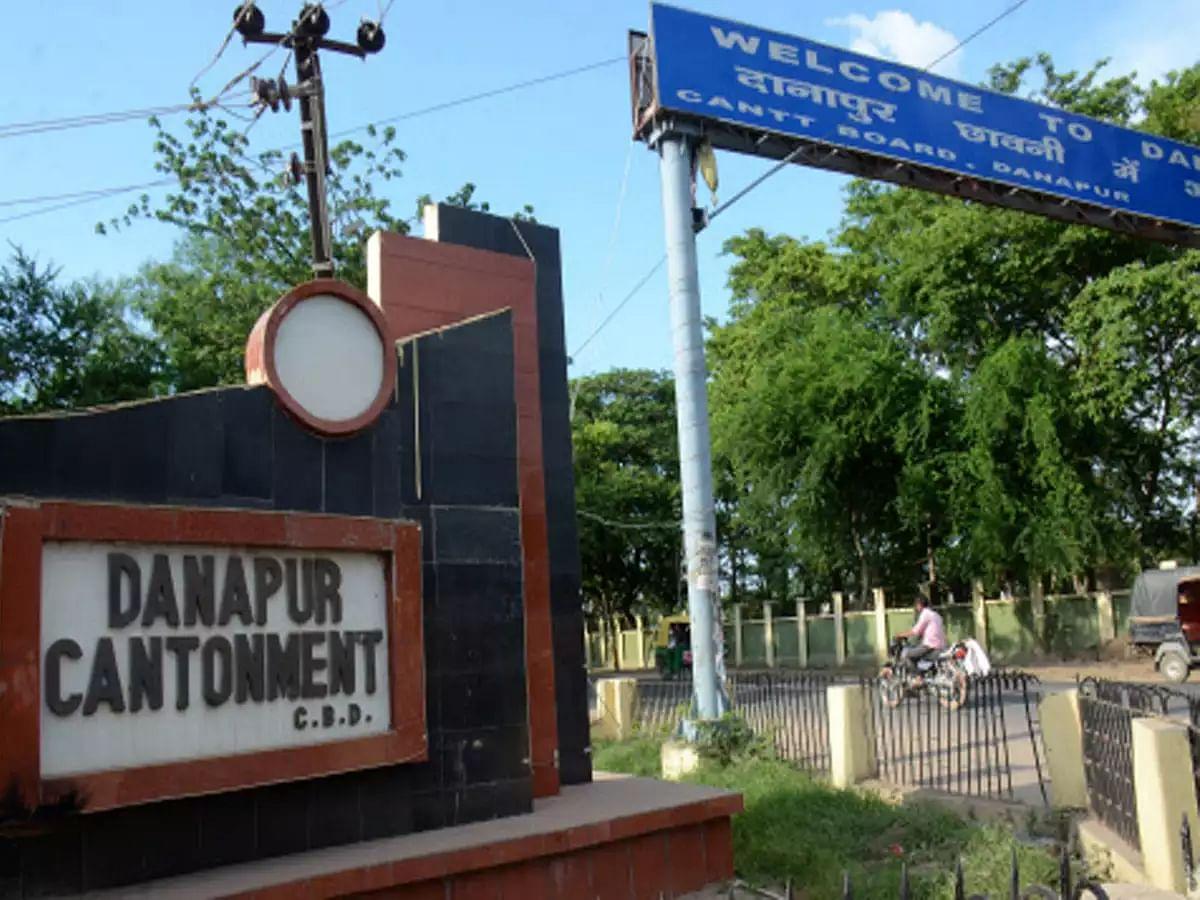 दानापुर सैनिक छाबनी तक पहुंचा कोरोना, 12 जवान पाये गये संक्रमित
