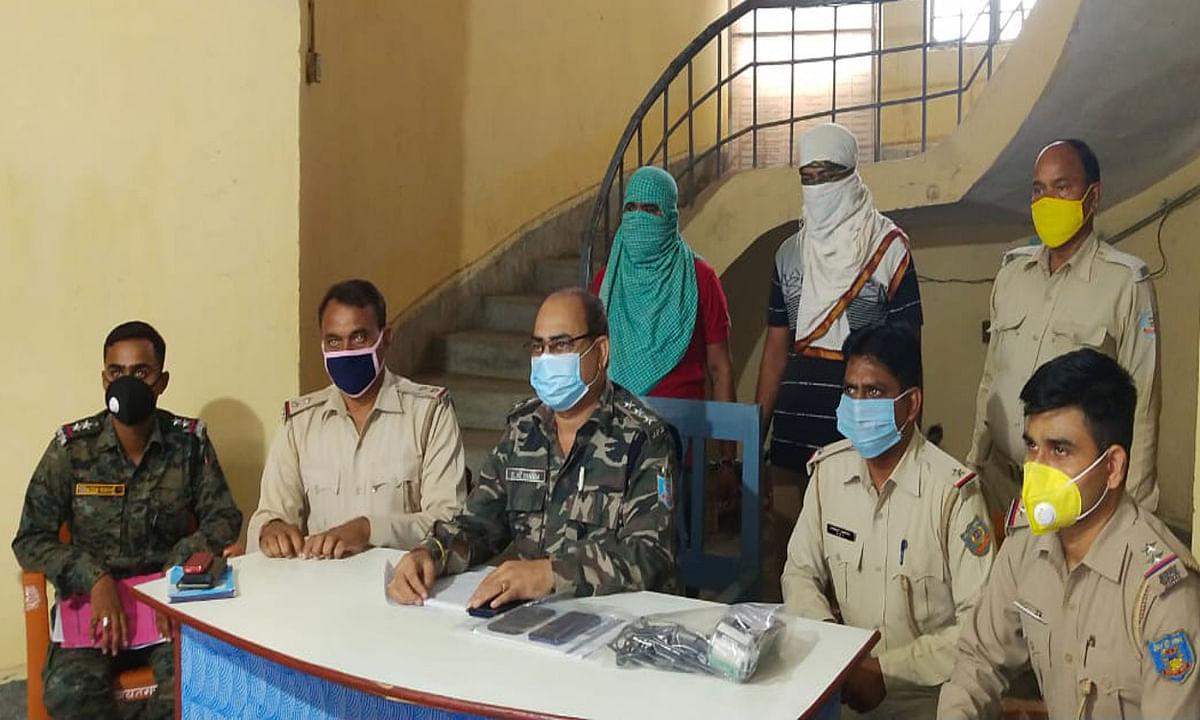 55 लाख रुपये ठगने वाला शातिर बलिया से गिरफ्तार, पुलिस ने 10 दिन में सुलझाया मामला