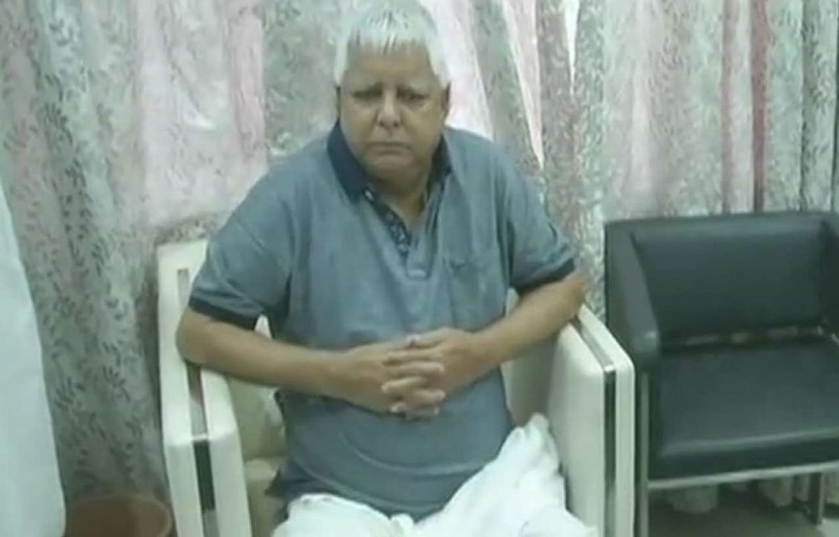 CoronaVirus Bihar News Update : जेलों में कोरोना का फैलाव खतरनाक, लालू प्रसाद की रिहाई हो : माले