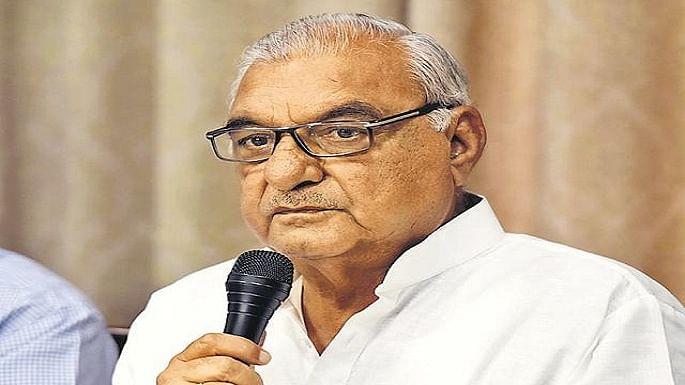 पूर्व मुख्यमंत्री भूपेन्द्र सिंह हुड्डा ने मुख्यमंत्री मनोहर लाल खट्टर को दी इस विधानसभा क्षेत्र से चुनाव लड़ने की चुनौती