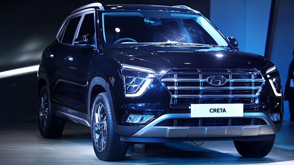 New Creta SUV के भरोसे ह्युंडई को बिक्री बढ़ने की उम्मीद