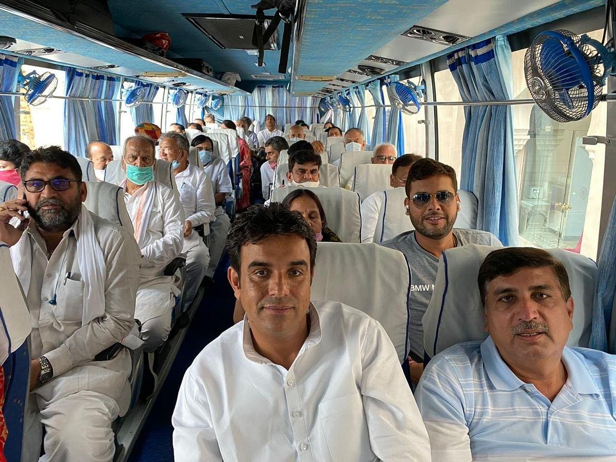Rajasthan Political Crisis : हमारे विधायकों को मानसिक रूप से परेशान किया जा रहा है, CM गहलोत ने लगाया आरोप