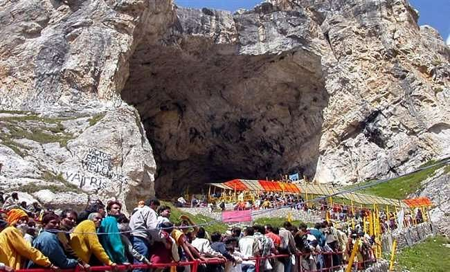 कोरोना संकट के बीच 21 जुलाई से शुरू होगी अमरनाथ यात्रा! वैष्णो देवी पर फिलहाल विचार नहीं