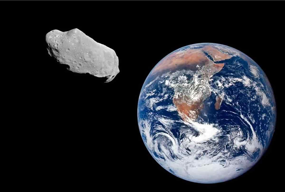 Asteroid 2020 ND: 48,000 किलोमीटर प्रति घंटा की रफ्तार से हमारी ओर आ रही मुसीबत...