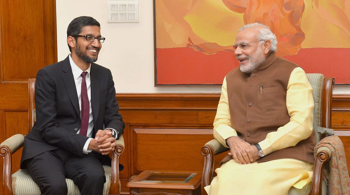 Google for India 2020: भारत में 75,000 करोड़ रुपये निवेश करेगी गूगल
