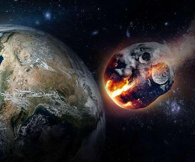 पृथ्वी के बेहद करीब से गुजर रहा है यह उल्कापिंड, अब इतने साल बाद फिर होगा धरती के बेहद करीब