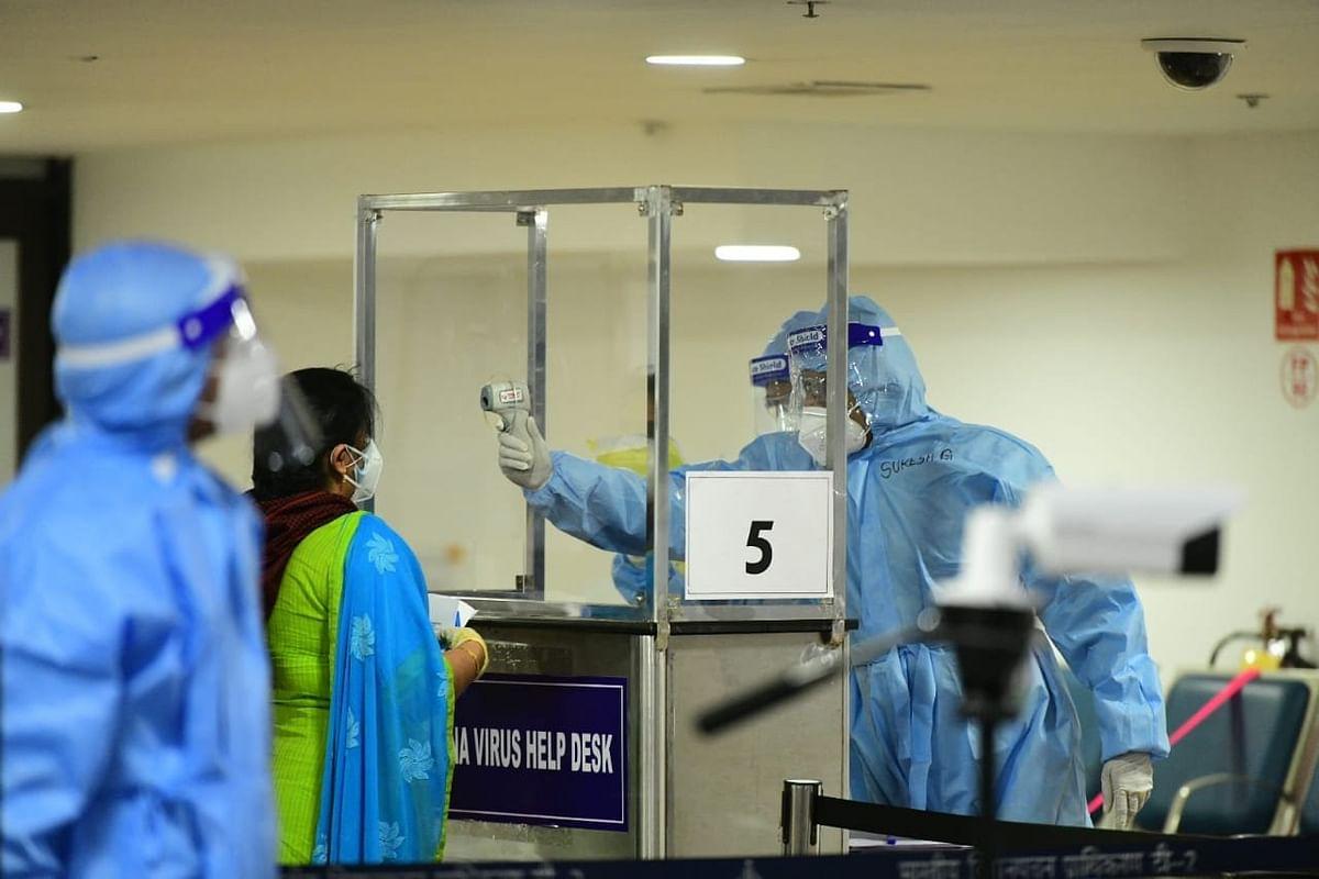 Coronavirus Live Updates : देश में मरीजों के स्वस्थ होने की दर बढ़कर 66.31 फीसदी, मृत्यु दर में गिरावट