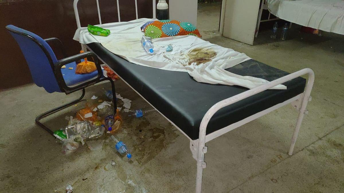 धनबाद के कोविड अस्पताल में ऑक्सीजन सिलिंडर 'ब्लास्ट', झरिया के कोरोना मरीज की मौत