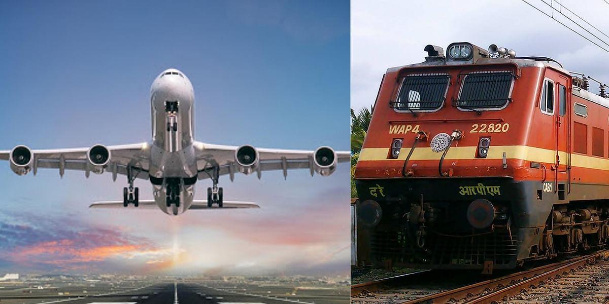 Indian Railways News/Lockdown: 63 फीसदी लोग नहीं चाहते कि ट्रेन चले, 72 फीसदी लोग विमान सेवा शुरू करने के खिलाफ, सर्वे में हुआ खुलासा