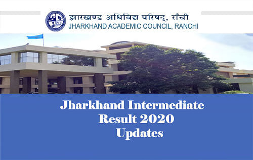 Jharkhand JAC 12th result 2020: जल्द आने वाला है झारखंड बोर्ड के इंटरमीडिएट का रिजल्ट, यहां देख सकते हैं अपना परिणाम