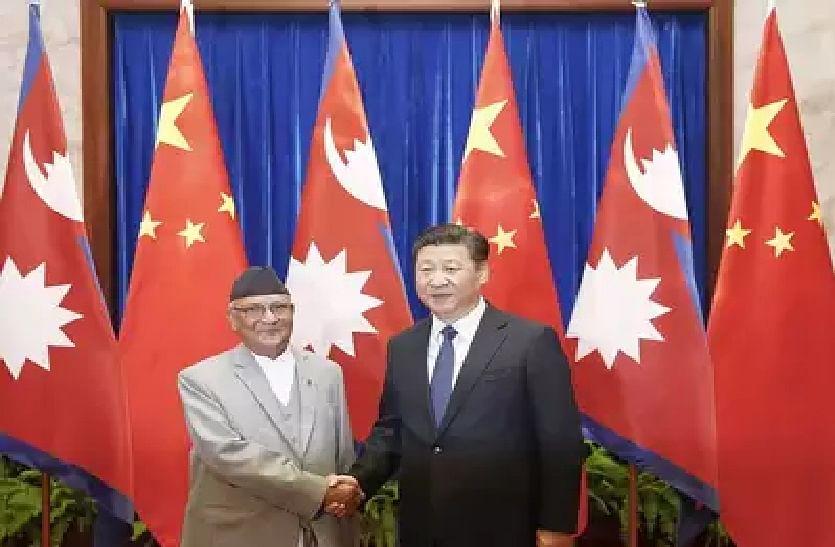 चीन और नेपाल ने शुरू किया व्यापार, छह महीने बाद खोला गया बॉर्डर