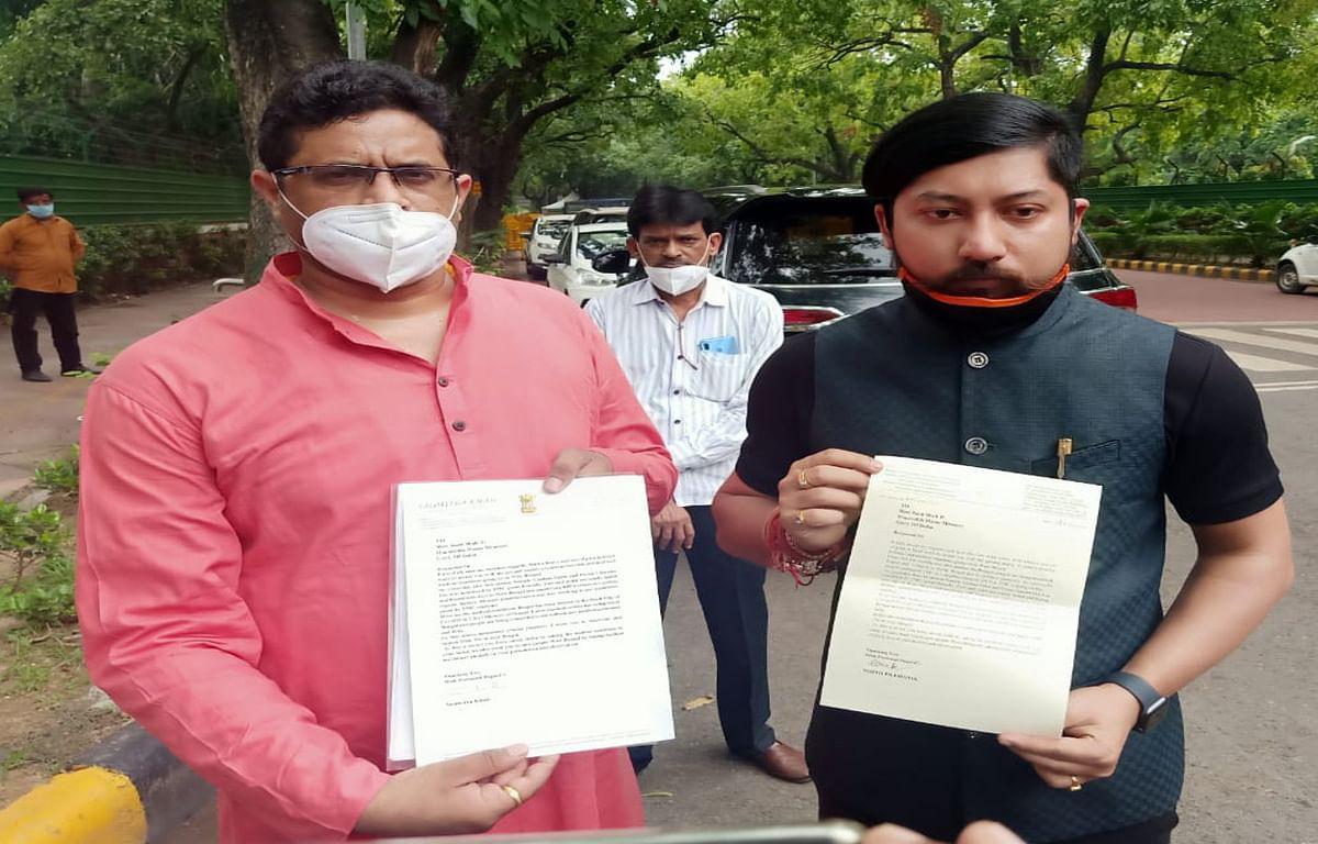 भाजपा कार्यकर्ताओं की मौत से गुस्से में नेता, बंगाल में धारा 356 लगाने की मांग की