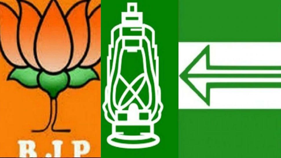 Bihar Election 2020: बिहार में क्षेत्रीय पार्टियों के सहारे रही हैं राष्ट्रीय पार्टियां, तीन दशकों से दबदबा रहा है कायम....