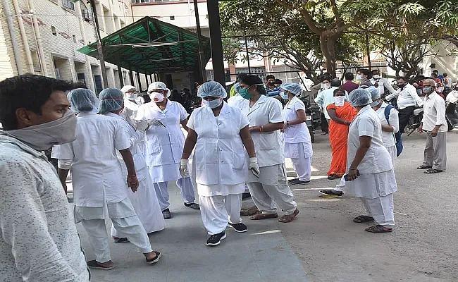 Coronavirus in Bihar, Lockdown Live Updates : बिहार में पॉजिटिविटी दर 5% पर आयी,  28 हजार 151 मामले एक्टिव
