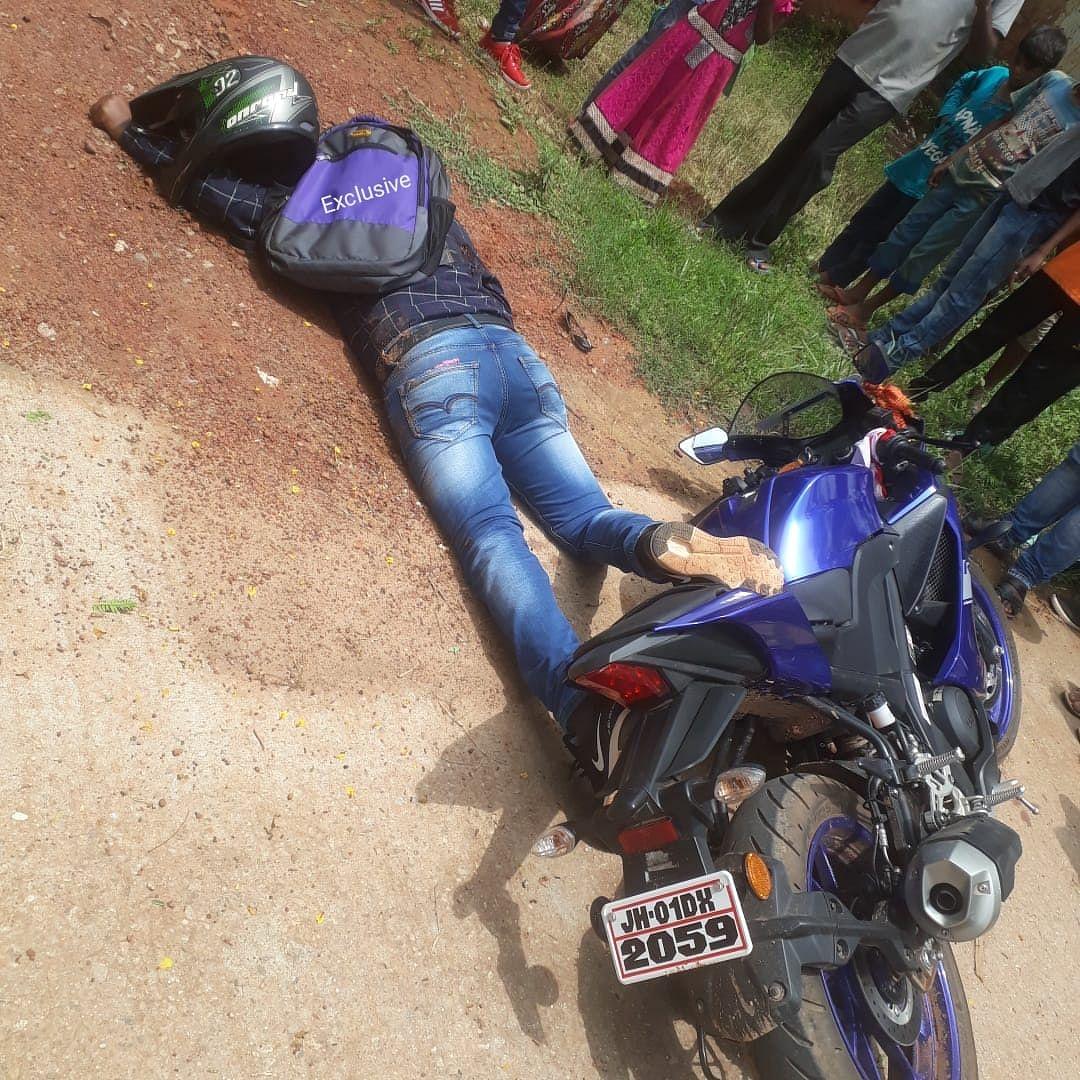 PLFI उग्रवादी की रांची में दिन-दहाड़े गोली मारकर हत्या