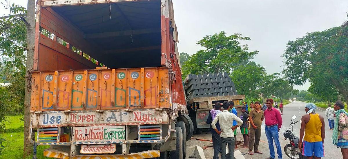 Jharkhand Breaking LIVE Updates: गुमला में ट्रक और ट्रेलर में जबर्दस्त टक्कर