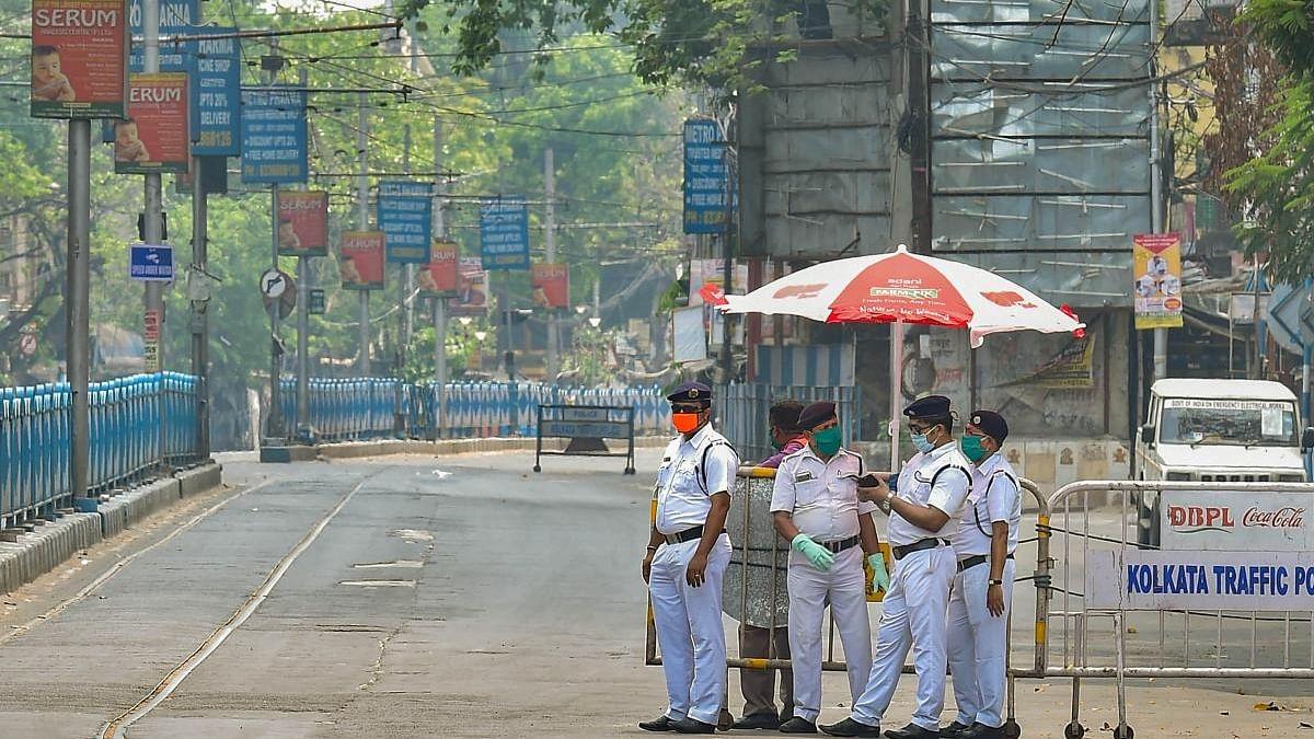 पश्चिम बंगाल में सामुदायिक संक्रमण, सीएम ममता ने लगाया लॉकडाउन