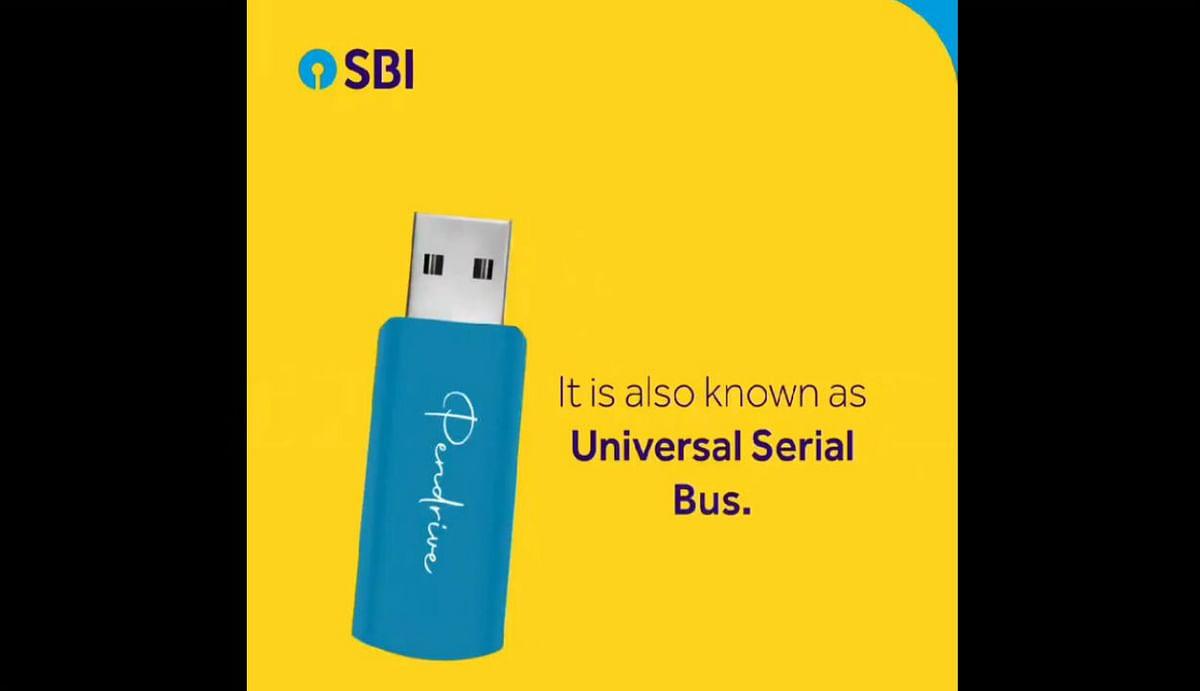 एसबीआई क्यूं कर रहा पेन ड्राइव इस्तेमाल करने वालों को आगाह, आपके पैसों पर किसकी है नजर...