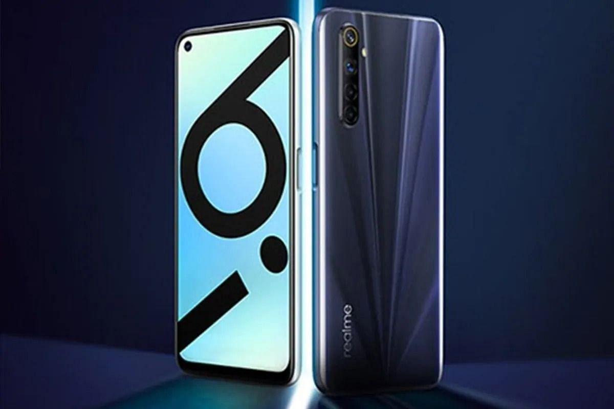 Realme 6i : 48MP क्वाड कैमरे वाला स्मार्टफोन ₹12,999 में आया