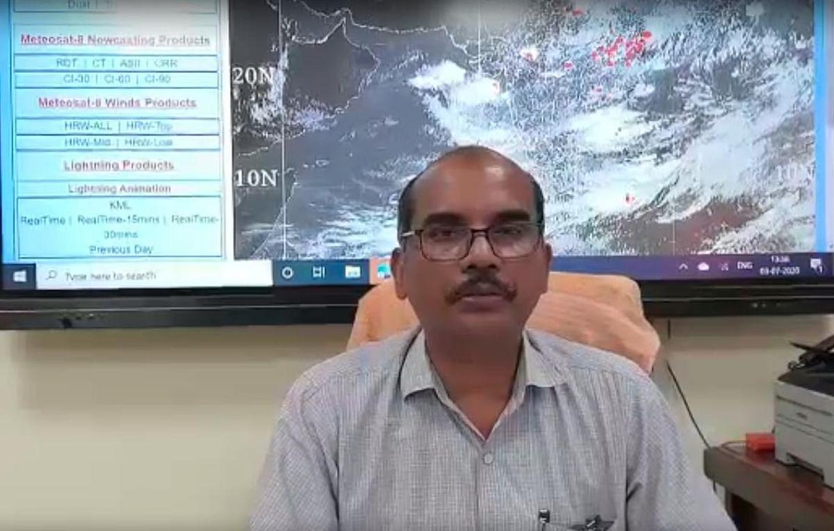 Weather Forecast: 24 घंटे में झारखंड के कई जिलों में वज्रपात के साथ भारी बारिश की चेतावनी