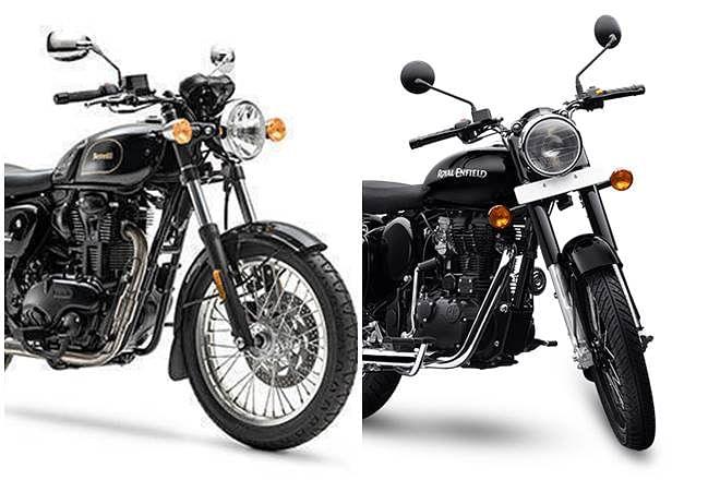 Royal Enfield 350 vs Benelli Imperiale 400: आपके लिए कौन सी मोटरबाइक रहेगी सही, जानें...