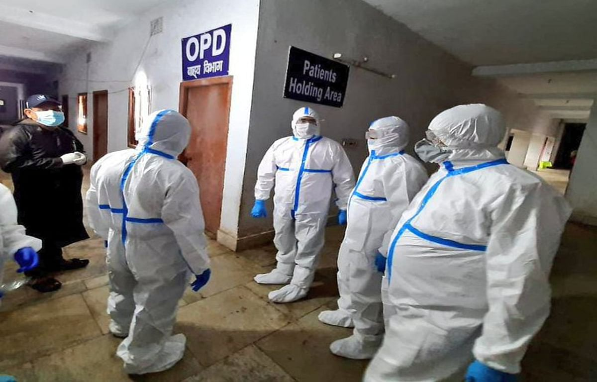 Bihar Corona News: बिहार में सैंकड़ों डॉक्टर व स्वास्थ्यकर्मी हो चुके कोरोना पॉजिटिव, मुश्किल में घिरी सूबे की स्वास्थ्य व्यवस्था