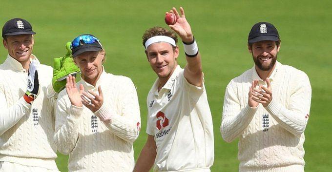 स्टुअर्ट ब्रॉडः इंग्लैंड के तेज गेंदबाज क्लब में जगह बनाने वाले सबसे नए हैं. हालांकि उन्होंने 500 विकेट लेने के लिए सबसे अधिक टेस्ट मैच हासिल किए हैं. ब्रॉड ने 140वें टेस्ट में 500 का आंकड़ा हासिल किया. उन्होंने 18वीं बार पारी में पांच और तीसरी बार मैच में 10 विकेट हासिल किए.