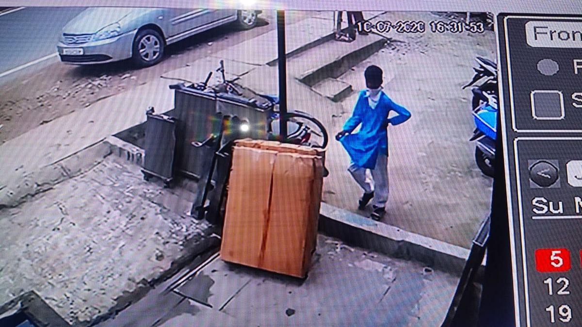 Jharkhand Breaking News LIVE Updates : रातू रोड में साइकिल चोर सीसीटीवी कैमरे में कैद