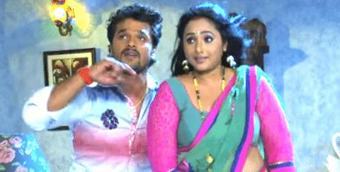 Bhojpuri Song: खेसारी और रानी चटर्जी ने बारिश में भीगकर किया रोमांटिक डांस, धमाकेदार वीडियो वायरल