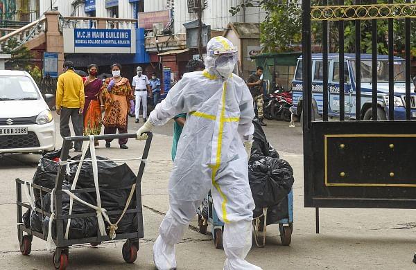 Coronavirus In West Bengal : पश्चिम बंगाल में एक दिन में सर्वाधिक 53 कोरोना संक्रमितों की मौत, कोलकाता में 21 ने तोड़ा दम