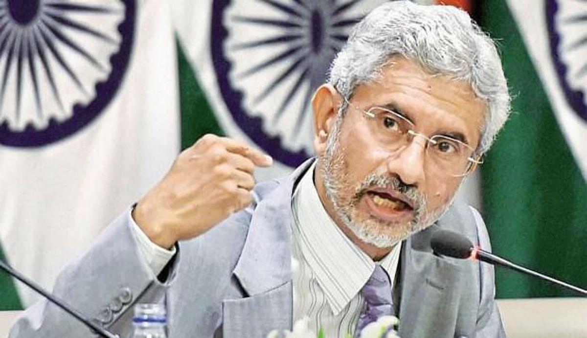 विदेश मंत्री एस जयशंकर ने IGW में उठाया भारत-चीन सीमा विवाद और अमेरिका के साथ संबंधों का मुद्दा