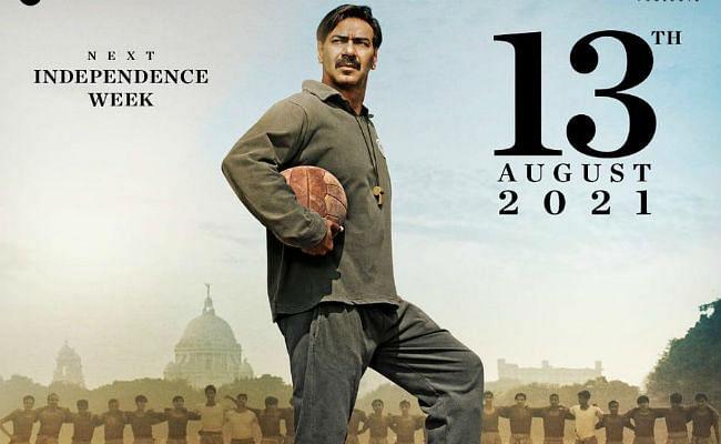 """अजय देवगन की """"मैदान"""" इस दिन होगी रिलीज, जानें किस पर आधारित है ये फिल्म"""