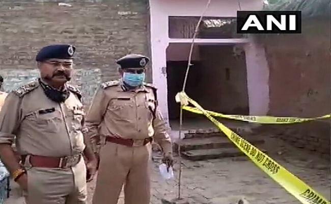 कानपुर एनकाउंटर मामले में खुलासा, पुलिस टीम पर AK-47 से बरसाई गयीं गोलियां!