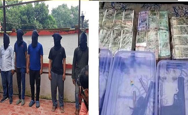 पीएनबी डकैती : दारोगा का कोचिंग संचालक बेटा निकला मास्टरमाइंड, पुलिस ने इस तरह किया मामले का खुलासा...