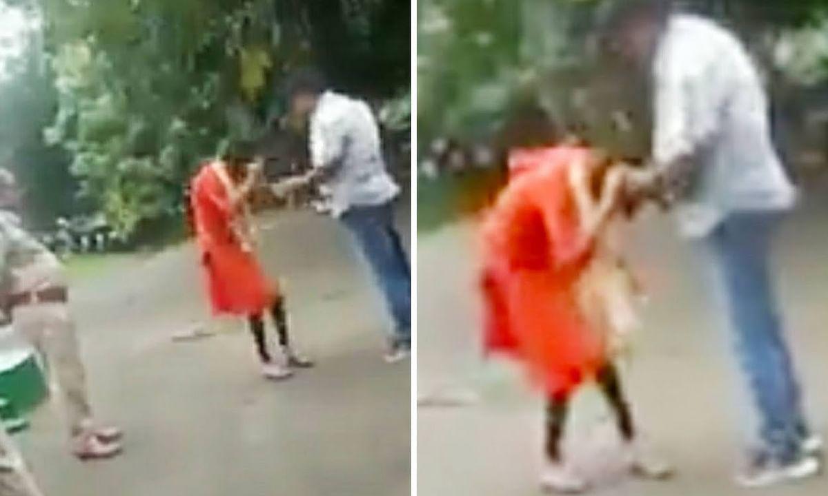 युवती को थप्पड़ मारने वाले बरहेट थाना प्रभारी पर दर्ज होगा केस