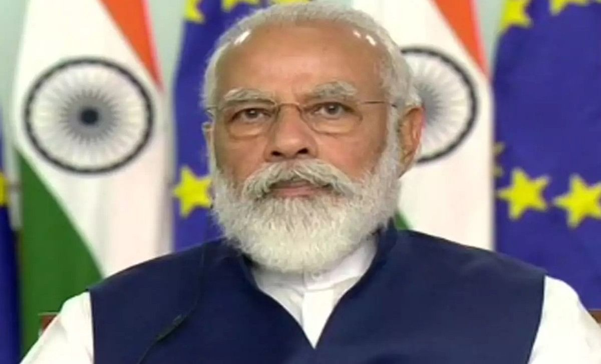 India-EU Summit PM Modi LIVE : पीएम मोदी ने कहा, भारत और ईयू नेचुरल पार्टनर