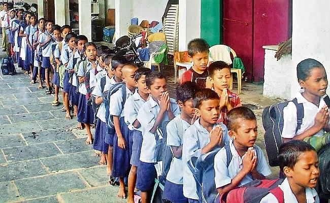 नयी शिक्षा नीति लागू : रिपोर्ट बनाने में दो साल लगे, 10 लाख लोगों की राय ली गयी