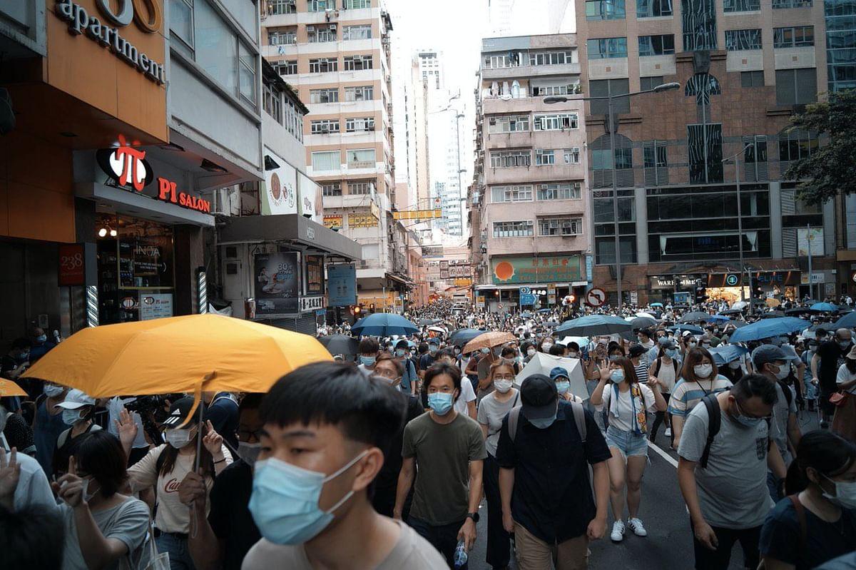 हांगकांग मुद्दे पर चीन को चौतरफा घेरने की तैयारी शुरू ! मानवाधिकार परिषद में भारत ने दिया ये बयान