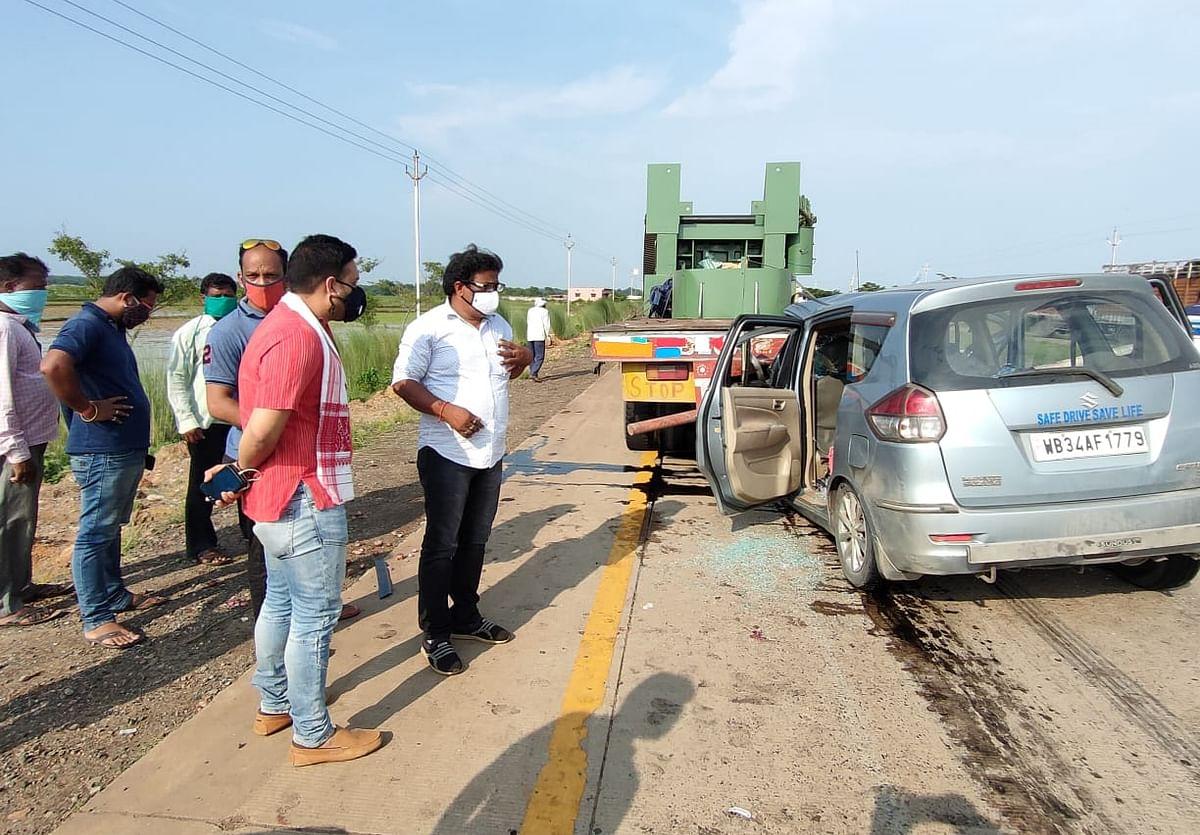 Jharkhand Breaking News LIVE Updates : बहरागोड़ा में भीषण सड़क हादसा, 3 लोगों की मौत